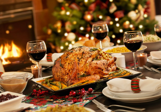 Family Christmas Dinner Ideas Drinks